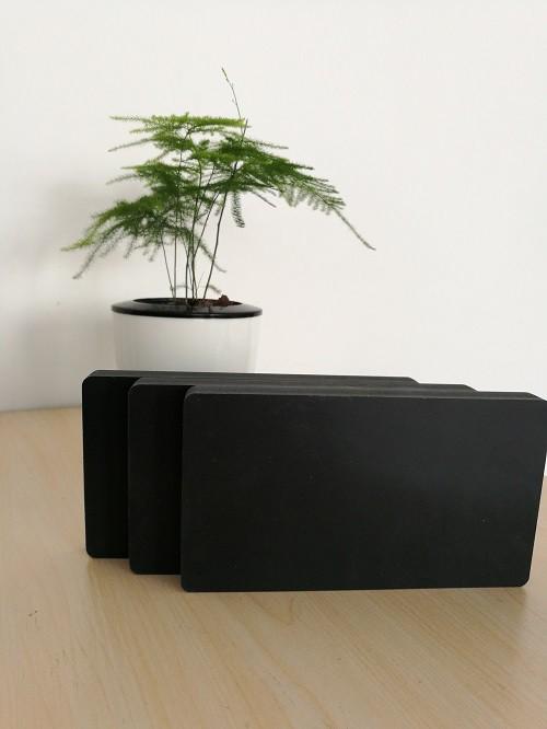 黑色PVC结皮板